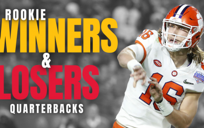 Rookie QB Winner and Losers